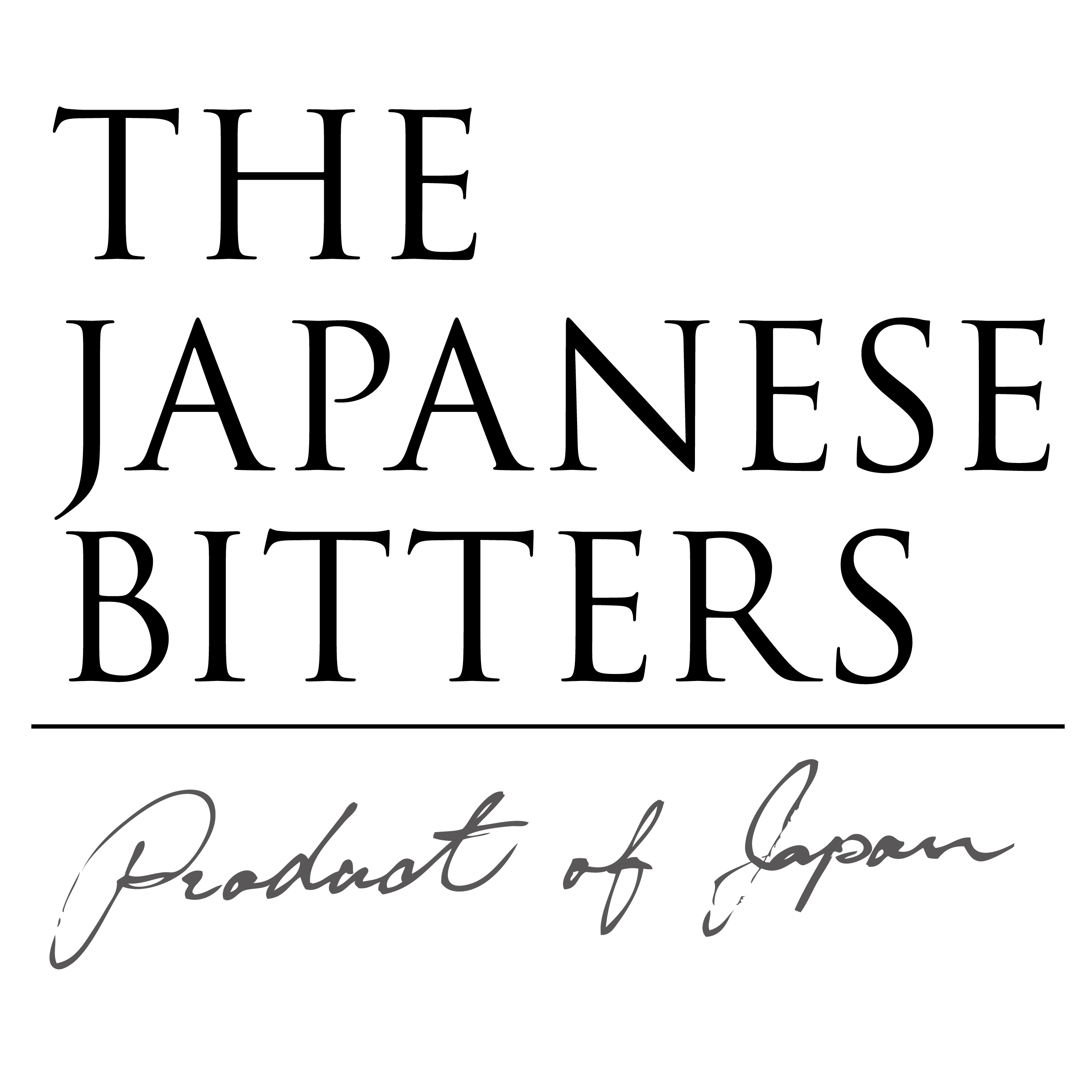 The Japanese Bitters